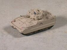 N Scale Military Tan Bradley Armored Personal Carrier