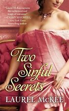 Two Sinful Secrets (The Scandalous St. Claires) by