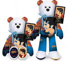 "Memorabilia Plush 9"" Collectible Stuffed Elvis Presley Teddy Bear-#018 Elvis Is"