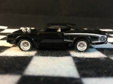 1970 Dodge Super Bee Black Rare 1/64 Limited Edition Diecast