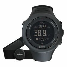 Suunto Ambit3 Sport Black HR GPS Running Heart Rate Sport Watch SS020678000