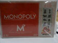 HASBRO - GAMING - MONOPOLY  80 ANNIVERSARIO