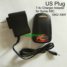 7.4V 2S Battery Balance Charger Box For Syma X8C X8 X6 Venture S033G S31 S023G