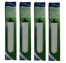 4x FilterLogic FL-002 Multi-Stage Ceramic Water Filter for Doulton Supercarb M15