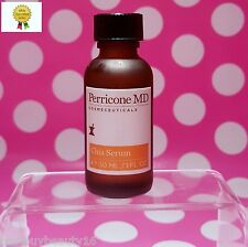 Perricone MD CHIA SERUM  1OZ FULL SIZE!  ALWAYS NEW! NO BOX!