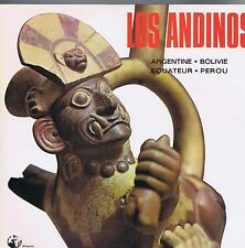 LP LOS ANDINOS ARGENTINA BOLIVIA PERU ECUADOR