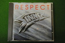 SINNER RESPECT CD NEW UNPLAYED GERMAN METAL MAT GSE RECORDS 1993 PRIMAL FEAR