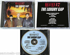 Heaven 17 - The Luxury Gap .. 1982 Blue Virgin CD TOP