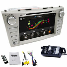 "Car DVD GPS Navi 8"" Player Radio for Toyota Camry 2008 2009 2010 2011 + Camra"