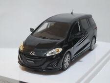 2013 Mazda Premacy M' Z Custom SKYACTIV jet black 1/43 WITs Resin (w42)