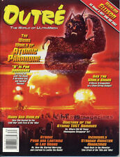 Outre 30 MONSTER MAGAZINE CRAZE A Boy And His Dog MARY ANN MOBLEY Armageddon AK9