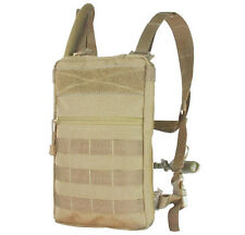 Condor Tidepool Hydration Carrier Tan - 1.5L Bladder Included! #111030