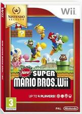 New Super Mario Bros. (Nintendo Wii, 2009)CHEAP PRICE AND FREE POSTAGE