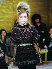 Chanel 11A NEW TAGS Paris-Byzance Tweed Burgundy Gold Multicolor Dress FR34 $9K