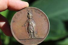 British Bronze medal George, Order of Bath revived, 1725