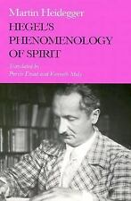 Hegel's Phenomenology of Spirit Studies in Phenomenology and Existential Philos