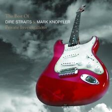 DIRE STRAITS & MARK KNOPFLER - PRIVATE INVESTIGATIONS  - GREATEST HITS NEW CD