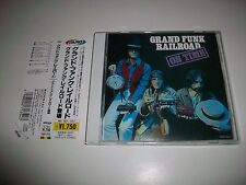 GRANK FUNK - RARE JAPAN CD - HARD ROCK - FUNK - ON TIME- w/OBI