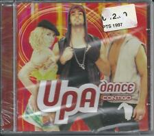 UPA DANCE - Contigo CD Album 10TR Spanish Europop 2005 (SEALED!)