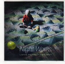 (DL87) Night Works, Long Forgotten Boy - 2013 DJ CD