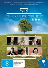 Who Do You Think You Are? - UK : Series 2 (DVD, 2008, 2-Disc Set)