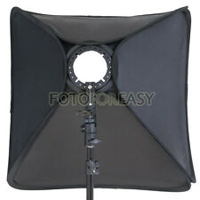 "Softbox For SpeedLight Flash 40cm / 16"" Flash Speedlite Soft box 40x40cm 16""x16"""