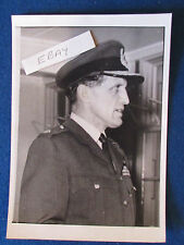 "Original Press Photo - 8.5""x6"" - Air Vice Marshal Denis Graham Smallwood - 1967"