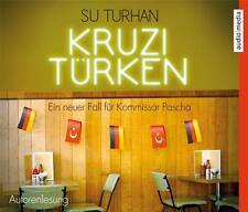 Su Turhan - Kruzitürken. Ein neuer Fall für Kommissar Pascha - CD