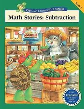 Math Stories: Subtraction (Kids Can Learn with Franklin) by