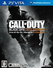Used PS Vita Call of Duty Black Ops Declassified Japan Import (Free Shipping)