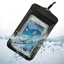 "FUNDA IPHONE 6 4.7"" WATERPROOF SUMERGIBLE RESISTENTE AGUA NEGRO IMPERMEABLE"