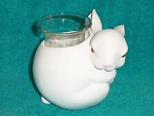 Partylite Nature's Love -- Mama Bunny Votive Holder -- NIB