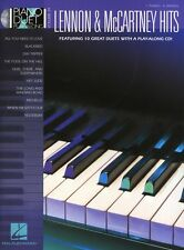 Piano Duet Play-Along Lennon McCartney Hits Learn to Play Beatles Music Book