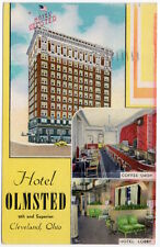 Postcard Hotel Olmsted, Lobby & Coffee Shop in Cleveland, Ohio~107022