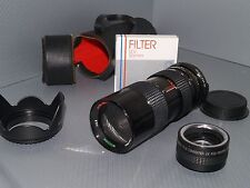 Nikon Digital Fit 70 162mm Lente Zoom 320mm D3200 D3300 D3400 D5200 D5300 D5500 +