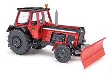 BUSCH 42835 H0 Tracteur Progrès ZT303 Bundeswehr #neuf emballage d'origine#