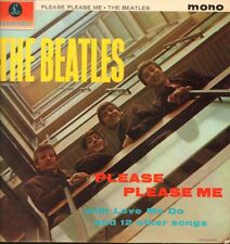 The Beatles(5th State Vinyl LP)Please Please Me-Parlophone-PMC 1202-UK-VG+/Ex