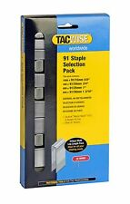 Tacwise 91 staple selection pack staples
