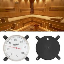 Practical Sauna Room Thermometer Temperature Meter Gauge For Bath and Sauna FE