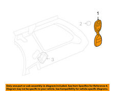 GM OEM Keyless Entry-Transmitter 22936098