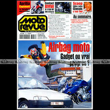 MOTO REVUE N°3466 BMW R1150 RT APRILIA 1000 CAPONORD GILLES LALAY CLASSIC 2001
