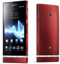 New Original Unlocked Sony XPERIA P LT22i 16GB 8MP 3G Android Smartphone Red
