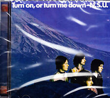 N.S.U. turn on, or turn me down CD NEU OVP/Sealed