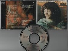 Andreas Vollenweider  CD BEHIND THE GARDENS (c) 1981 JAPAN NO BARCODE