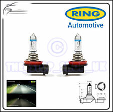 Ring XenonUltima H11 Headlamp Bulbs Pair x2 Xenon 12v 55w RW1211