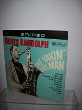 BOOTS RANDOLPH THE YAKIN SAX MAN USED RECORD ALBUM