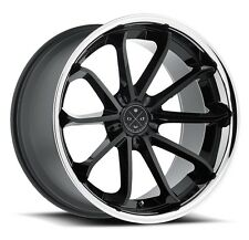 "20"" Blaque Diamond BD23 Wheels Ford Mustang Falcon Holden Commodore VE VF BMW"