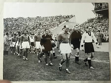 photo press football  Coupe Monde 1954 france-Allemagne               510
