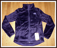 NWT NEW $99 The North Face Women's Osito 2 Fleece Jacket XS EXTRA SMALL PURPLE