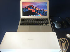 """MacBook Air 11"""" (Mid 2012) i7/2.0ghz/8GB/250GB SSD + Extras + Good Condition"""